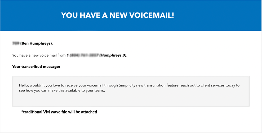 voicemail transcription-1