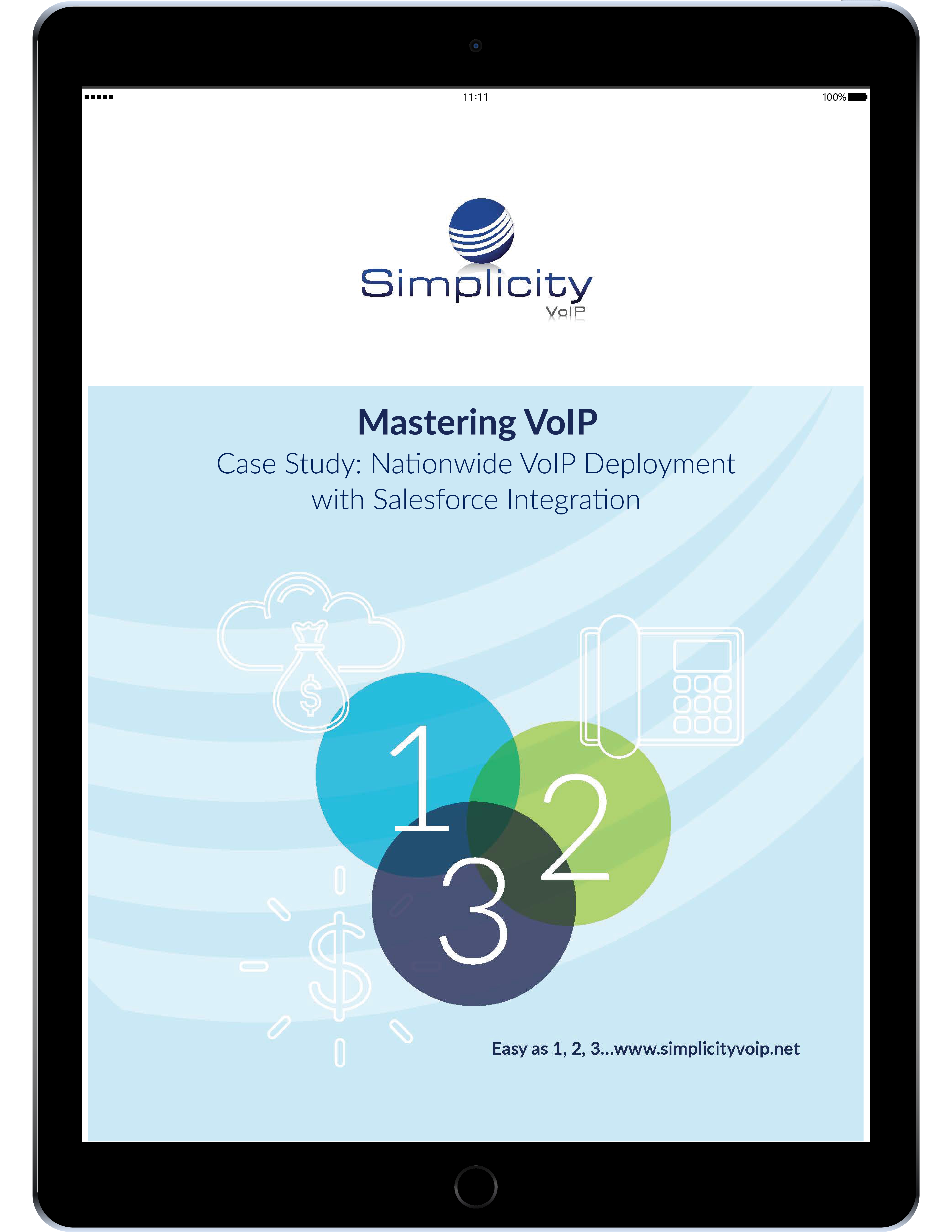 Case Study: Simplicity VoIP National Integration, Aviation Institute